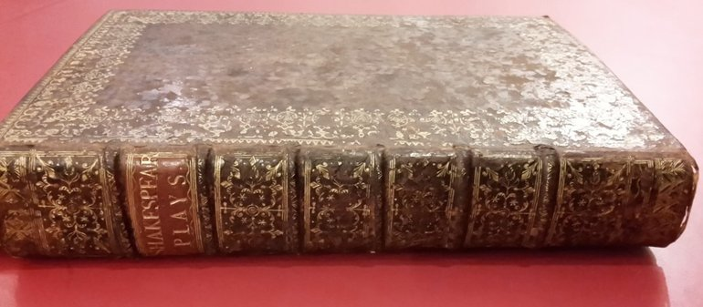 Shakespeare's Second Folio, 1632