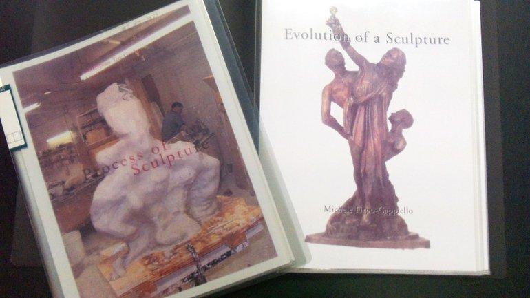 Evolution of a Sculpture