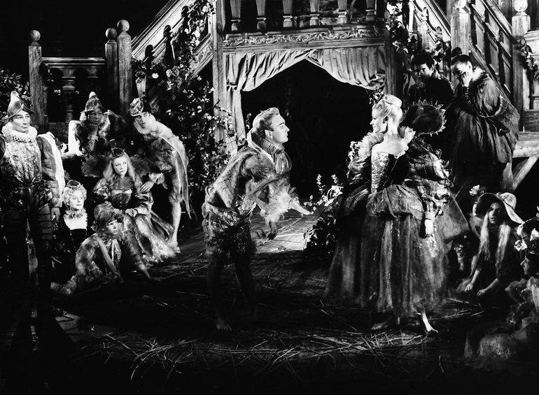 Midsummer Night's Dream 1959