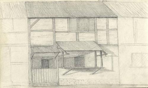 1815 Hannah Tighe drawing