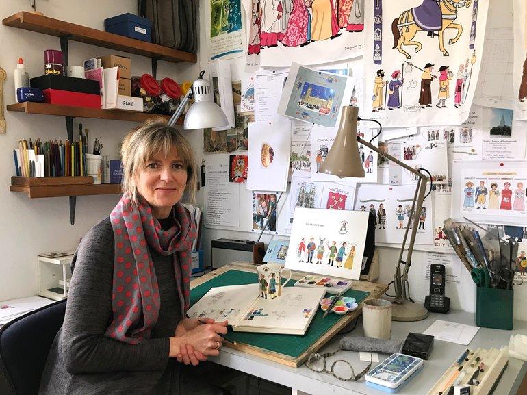 Meet the Maker Alison Gardiner