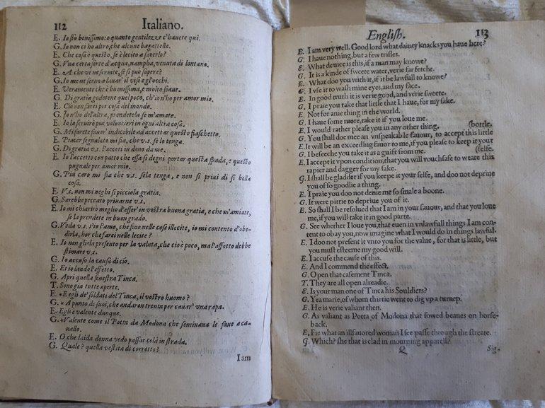 Florio Second Frutes page