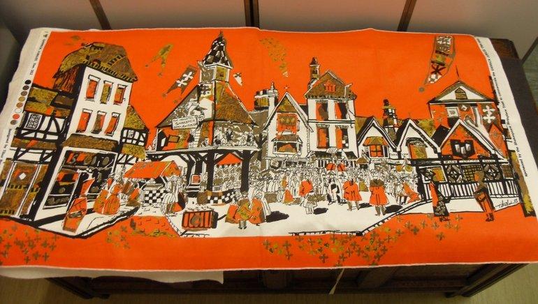 A Textile Panel by Tibor Reich, 1969-2