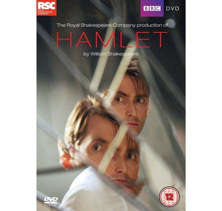Hamlet David Tennant DVD
