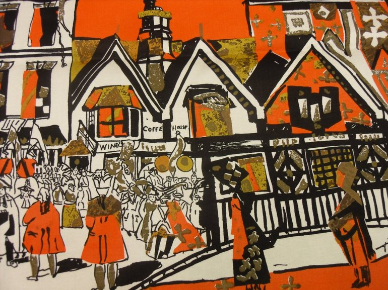 A Textile Panel by Tibor Reich, 1969-3