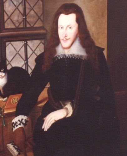 Henry Wriothesley, 3rd Earl of Southampton and Shakespeare's patron (from the Shakespeare Birthplace Trust Collections)