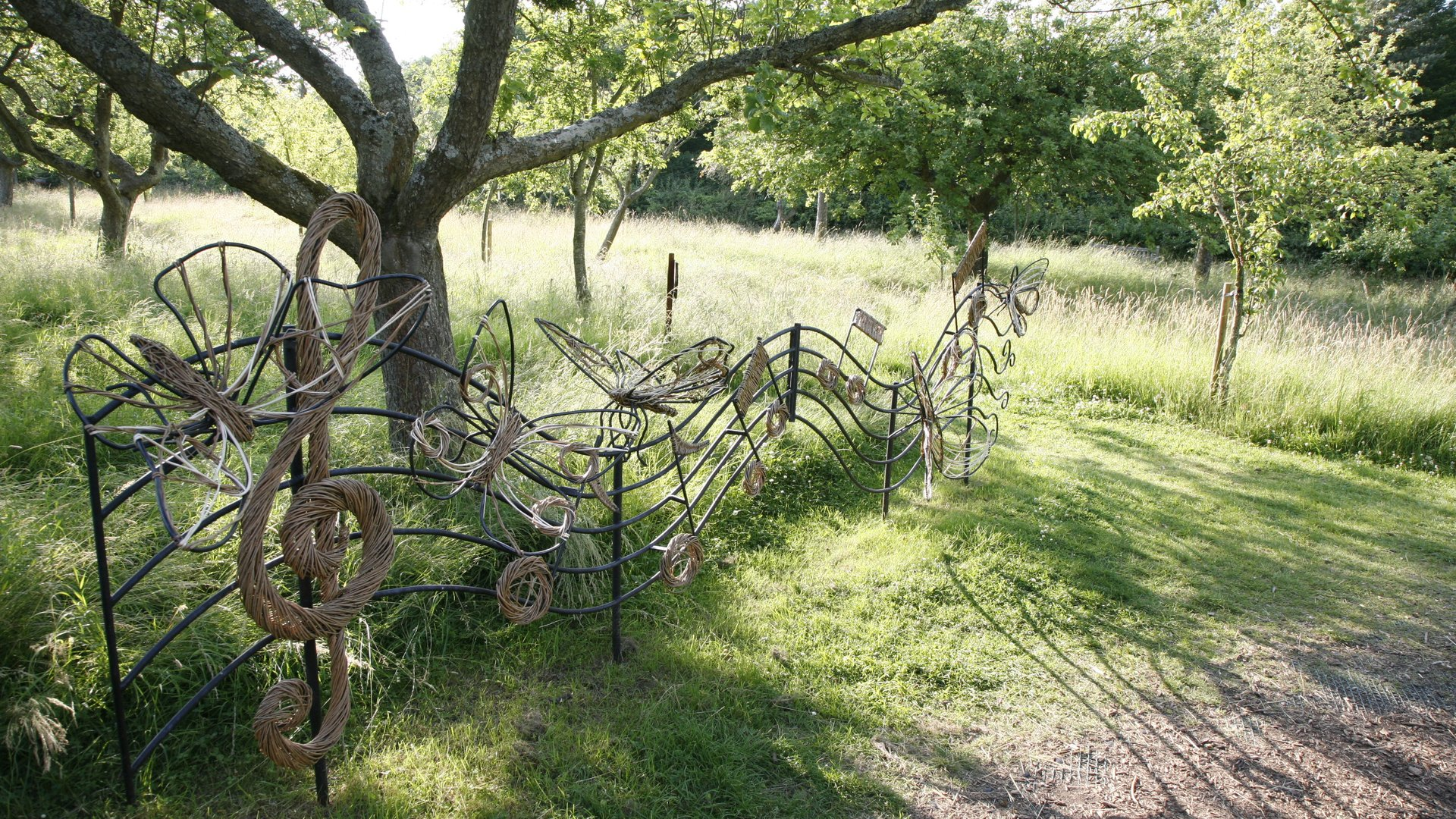 AHC Orchard Sculpture