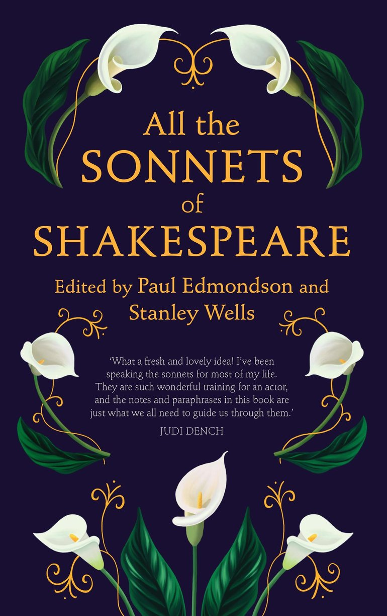 All the Sonnets of Shakespeare cover