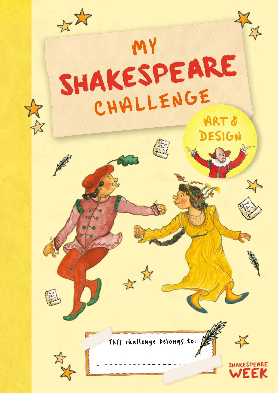 Art and Design Challenge booklet