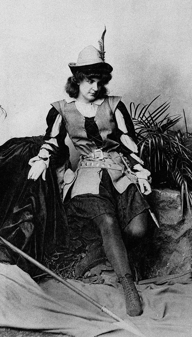Ada Rehan as Rosalind, Lyceum Theatre, 1890