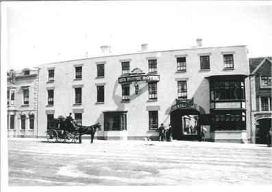 Bridge Street, 1885