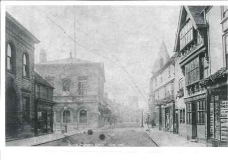 high street 1885