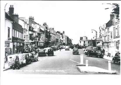 Bridge Street, 1955