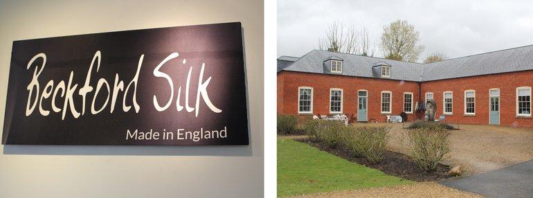 Meet the Maker: Beckford Silk Building