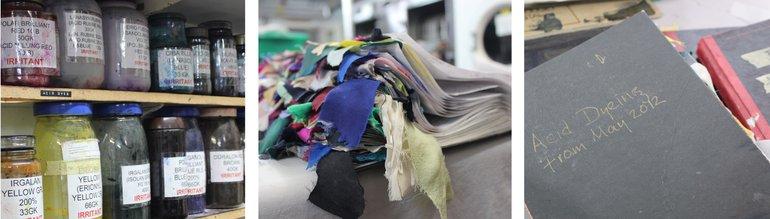 Meet the Maker: Beckford Silk Dyeing