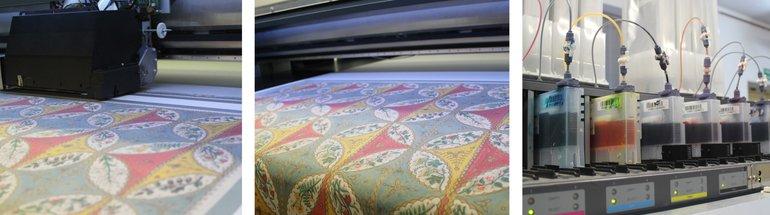 Meet the Maker: Beckford Silk Digital Printing