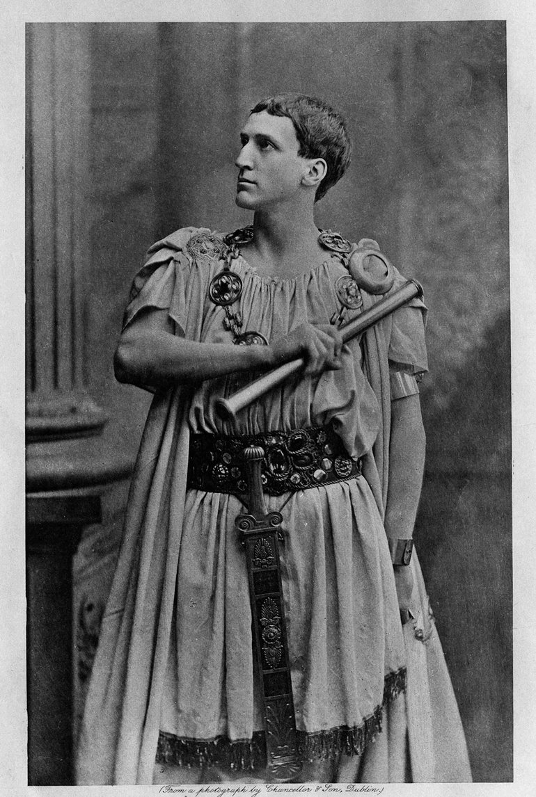 benson as coriolanus