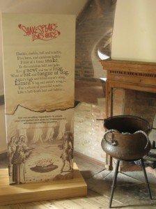 Cauldron at MAF