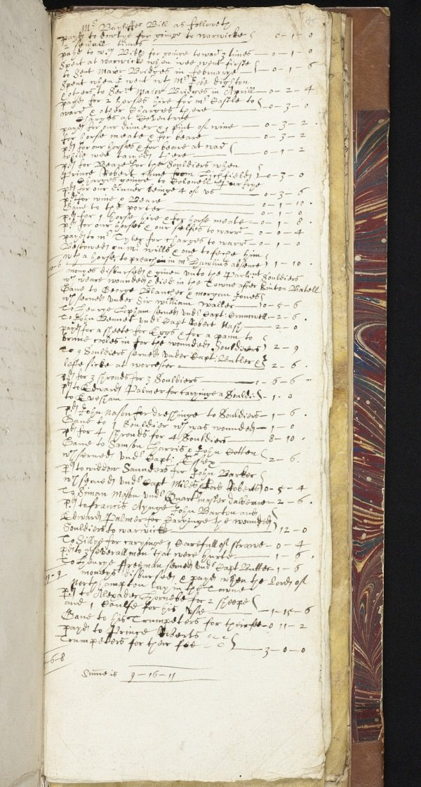 Chamberlain's Accounts