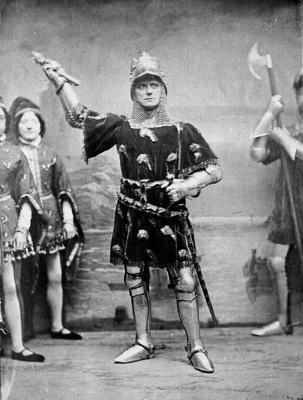 Charles Kean as Richard II 1857