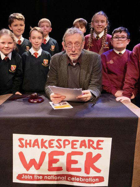 Children's Shakespeare Debate