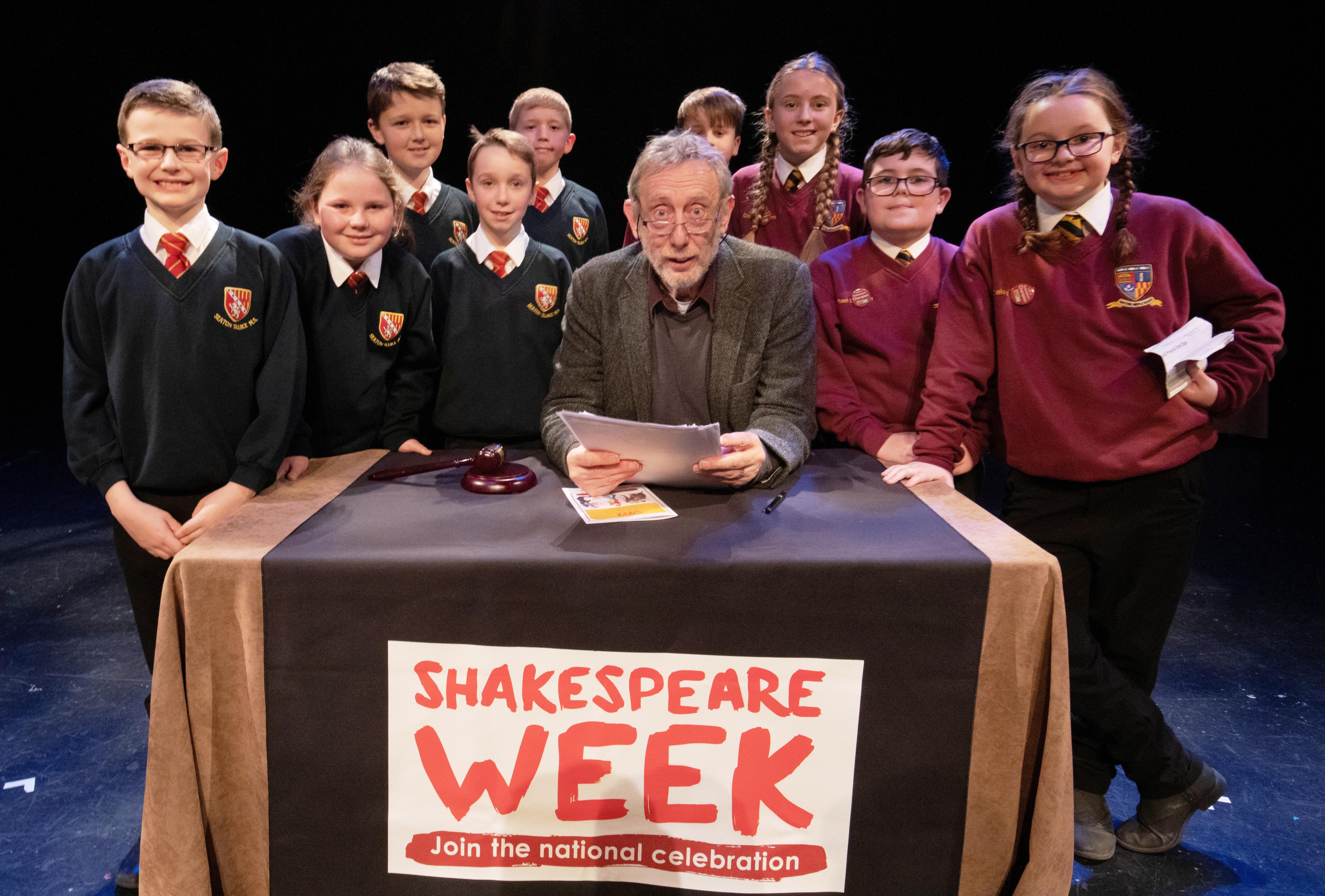 Children's Shakespeare Debate