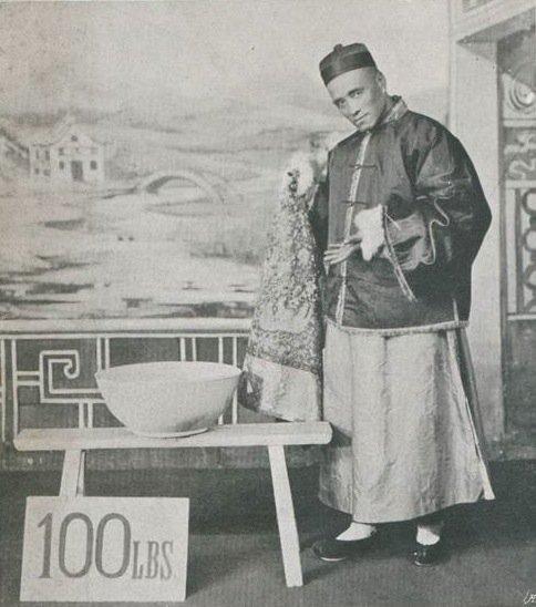 Ching Ling Foo Image
