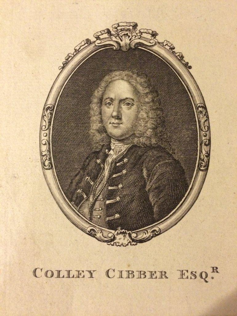 Colley Cibber