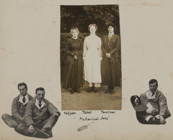 Avis Hodgson and Talbot