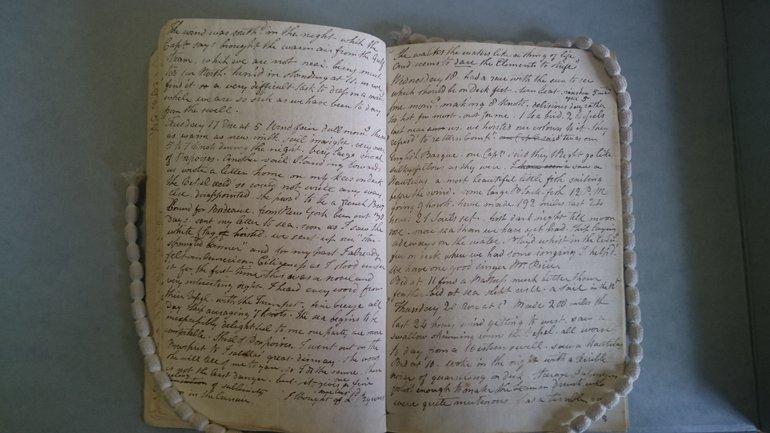Jane Thompson Diary