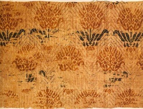 A sixteenth century Dornix textile fragment