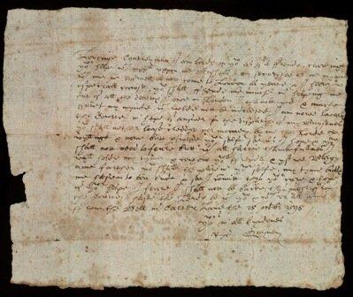 Quiney Letter