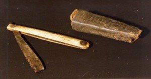Elizabethan blade