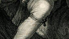 Garrick Richard III garter