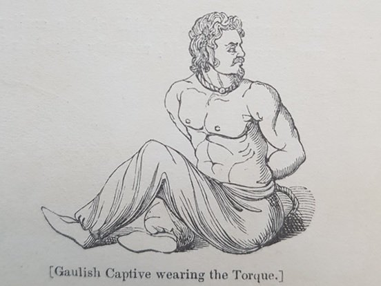 George Williams fashions of the Ancient Britons