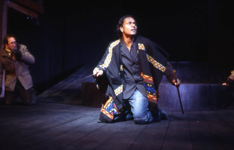 Royal Shakespeare Company, Swan Theatre, 2006