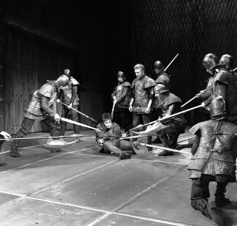 Henry IV Part 1, RSC, 1963