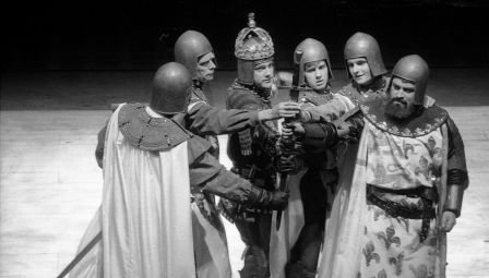 Royal Shakespeare Company, Henry V, 1984