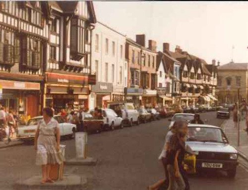High Street 1985