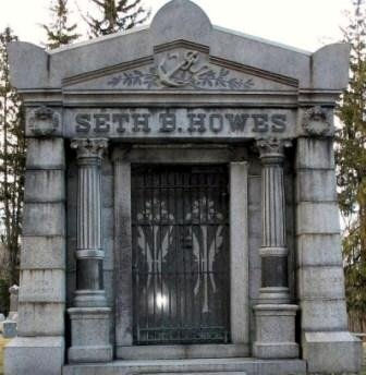 Howes tomb