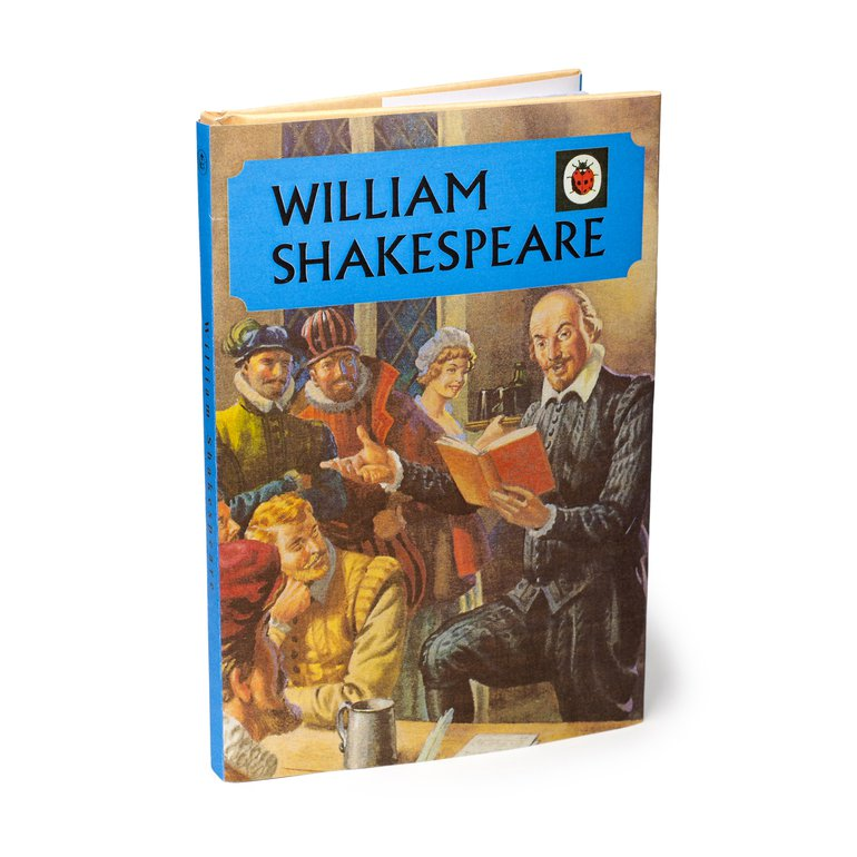 Ladybird William Shakespeare Book