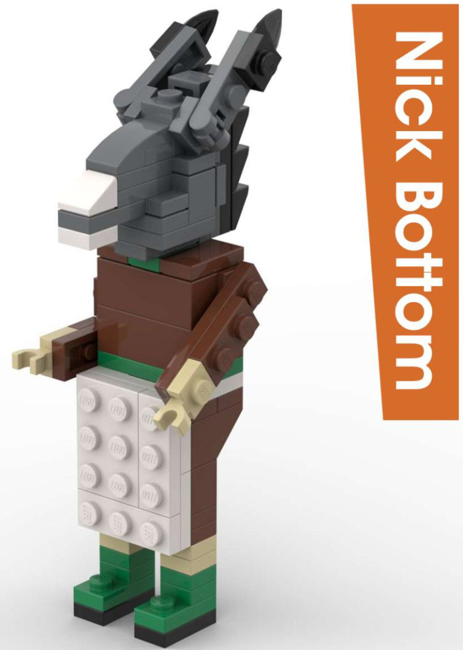 Lego Bottom