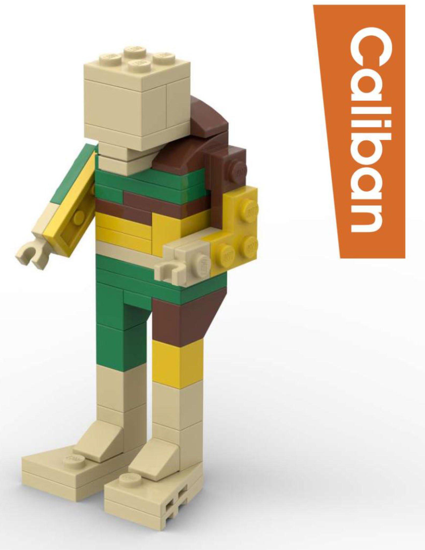 Lego Caliban