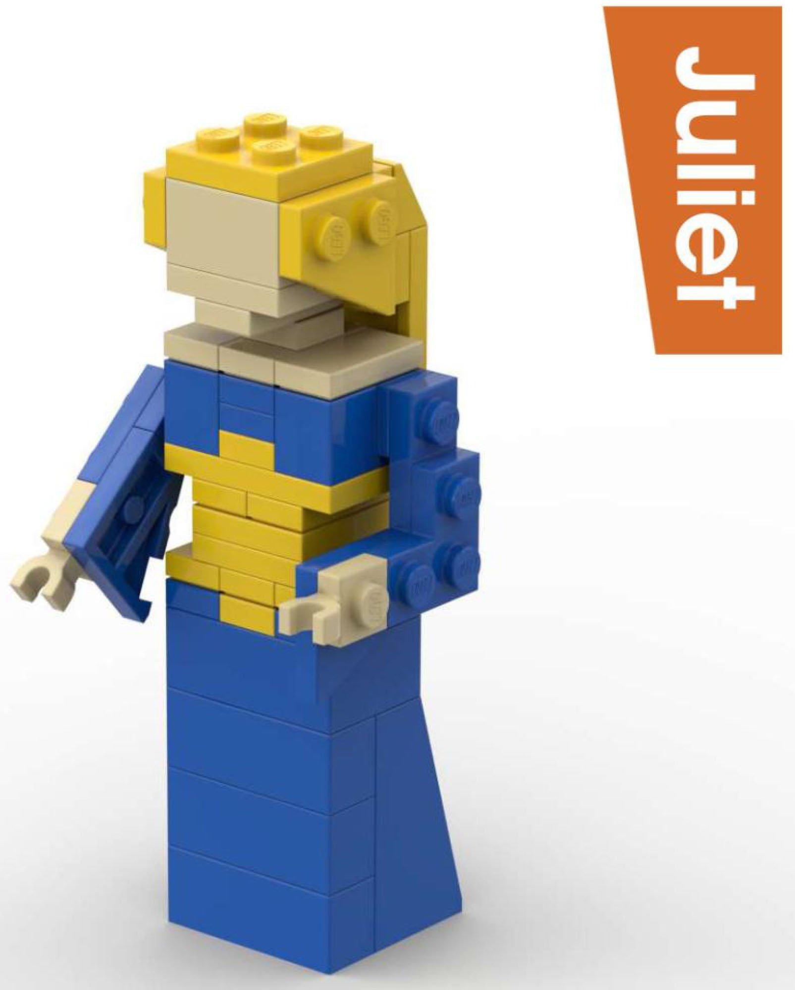 Lego Juliet