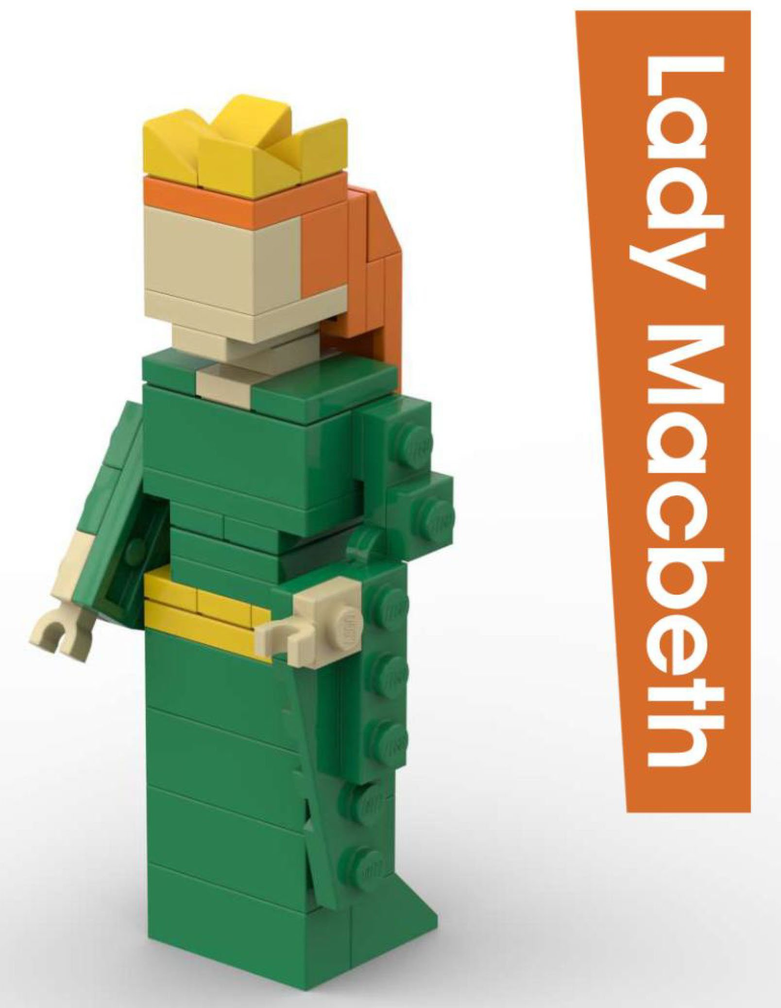 Lego Lady Macbeth