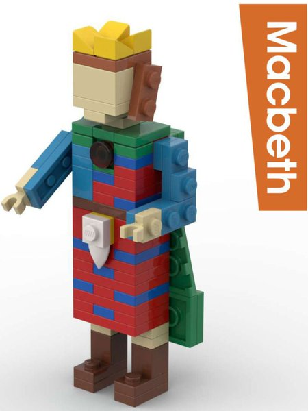 Lego Macbeth