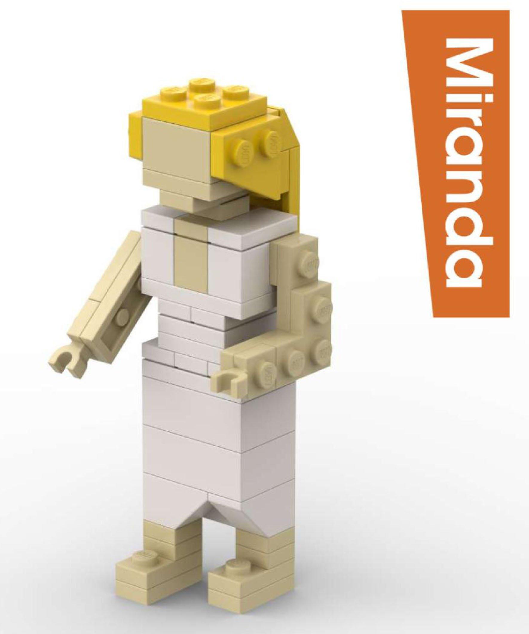 Lego Miranda