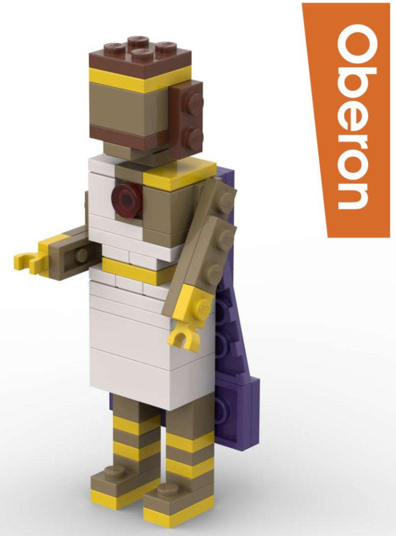 Lego Oberon