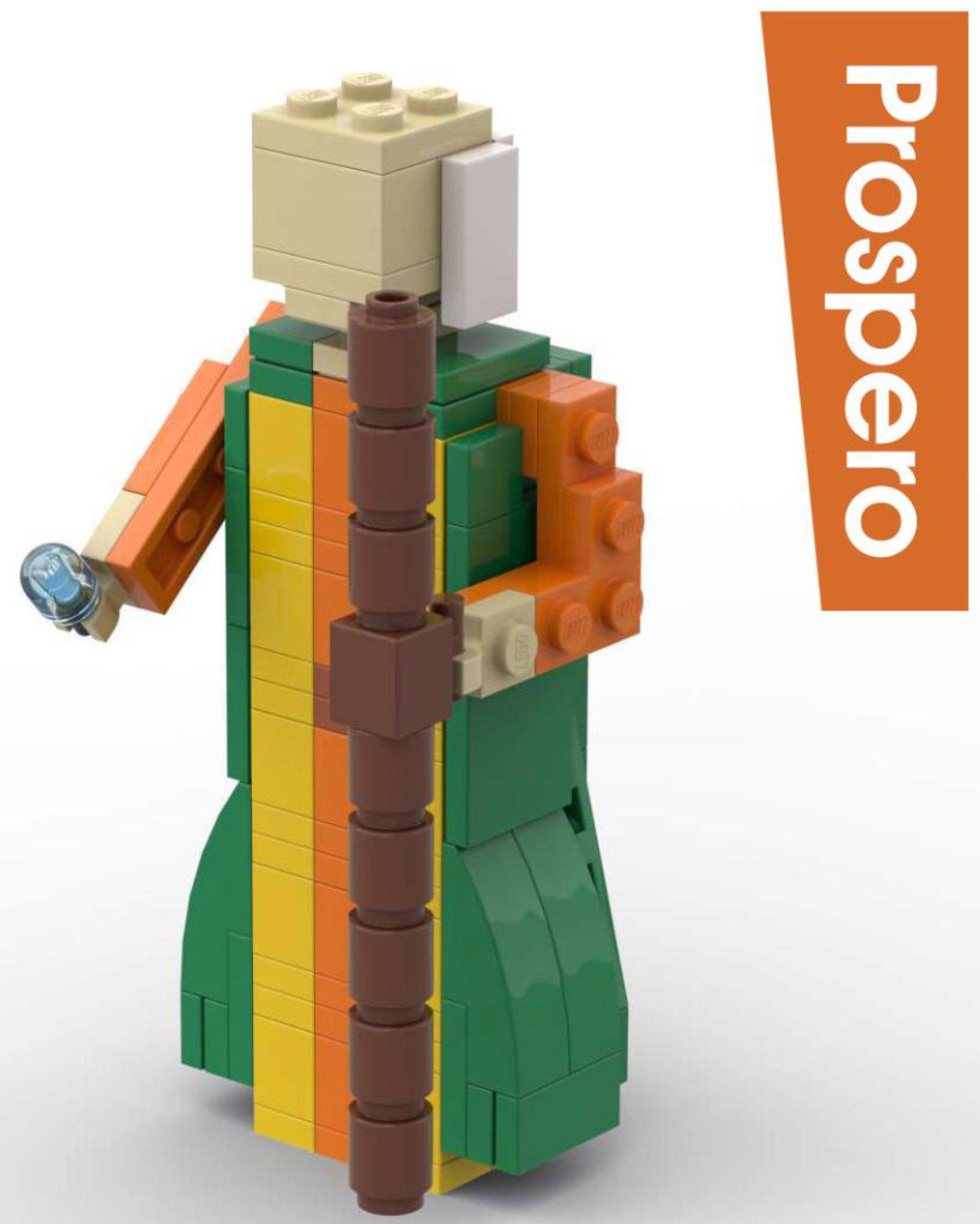 Lego Prospero