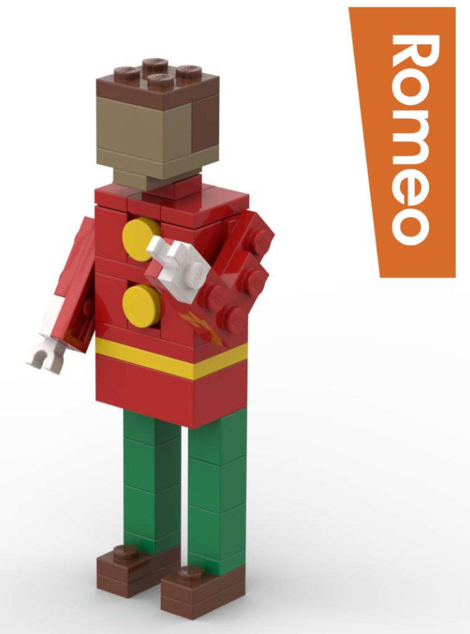 Lego Romeo